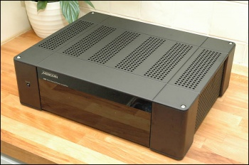 Meridian G55 5 Channel Power Amplifier (BLACK) Open Box- Special Price